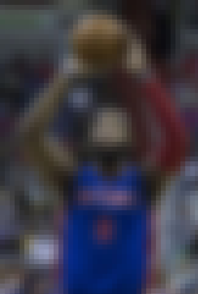 Andre Drummond is listed (or ranked) 2 on the list Jennette McCurdy Loves and Hookups