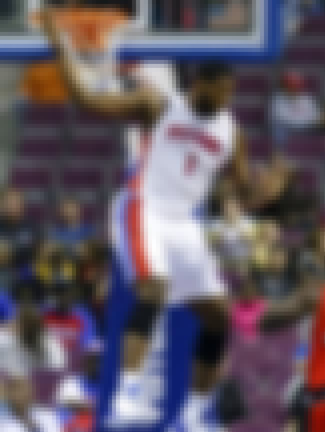 Andre Drummond is listed (or ranked) 4 on the list NBA Players In Need of P.T.