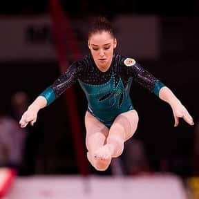 Aliya Mustafina is listed (or ranked) 15 on the list The Best Olympic Athletes in Artistic Gymnastics
