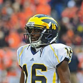 Denard Robinson is listed (or ranked) 18 on the list Famous People Whose Last Name Is Robinson