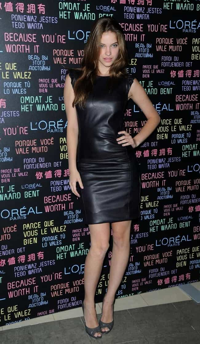 Barbara Palvin is listed (or ranked) 4 on the list The Hottest Babes in Black Leather