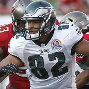 Clay Harbor is listed (or ranked) 18 on the list The Best Philadelphia Eagles Tight Ends Of All Time