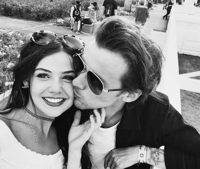 Danielle Campbell is listed (or ranked) 2 on the list Louis Tomlinson Loves and Hookups