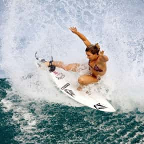Coco Ho is listed (or ranked) 13 on the list The Best Surfers In The World Right Now