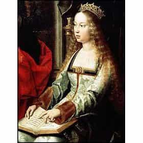 Doña Isabel de Castilla I, Queen Isabella I