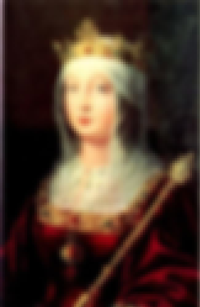 Doña Isabel de Castilla I, Que... is listed (or ranked) 4 on the list The Most Brutal Medieval Monarchs
