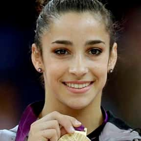 Aly Raisman is listed (or ranked) 3 on the list The Greatest Jewish Athletes Of All Time