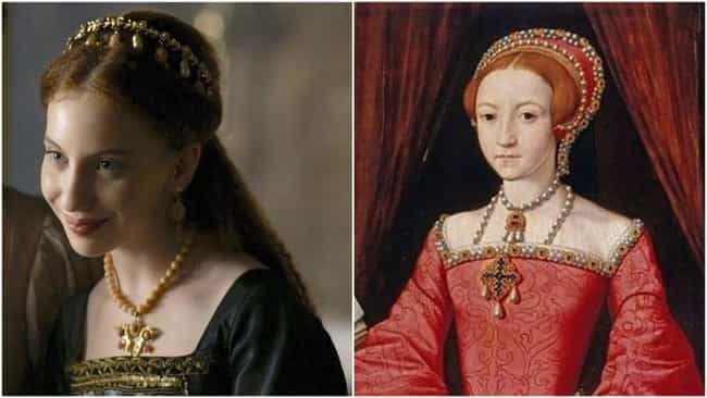 Laoise Murray is listed (or ranked) 2 on the list Cast Of 'The Tudors' Vs. The Real People