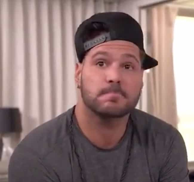 Ronnie Ortiz-Magro is listed (or ranked) 1 on the list Celebrities Who Were Arrested In 2019