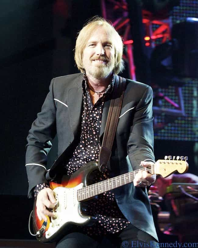 Tom Petty is listed (or ranked) 4 on the list Famous People Who Have Struggled With Heroin Addiction