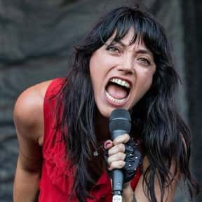 Sharon Van Etten is listed (or ranked) 23 on the list The Best Female Indie Artists & Female-Fronted Bands