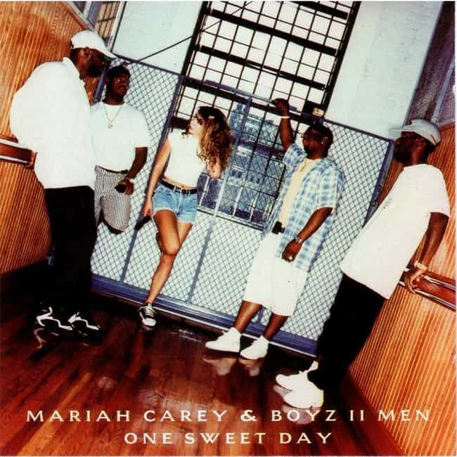 Boys II Men is listed (or ranked) 2 on the list Famous Friends of Mariah Carey
