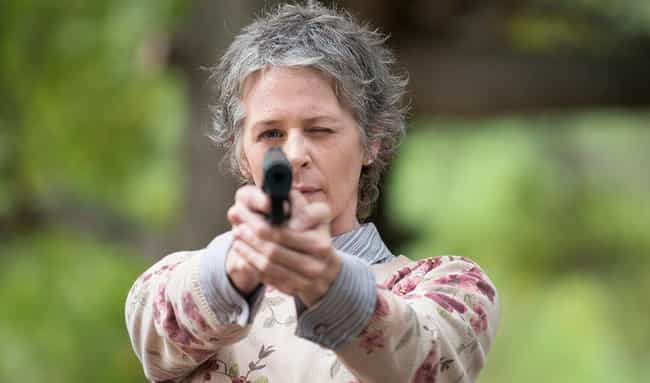 Melissa McBride is listed (or ranked) 5 on the list What The Cast Of 'The Walking Dead' Thinks About The Series