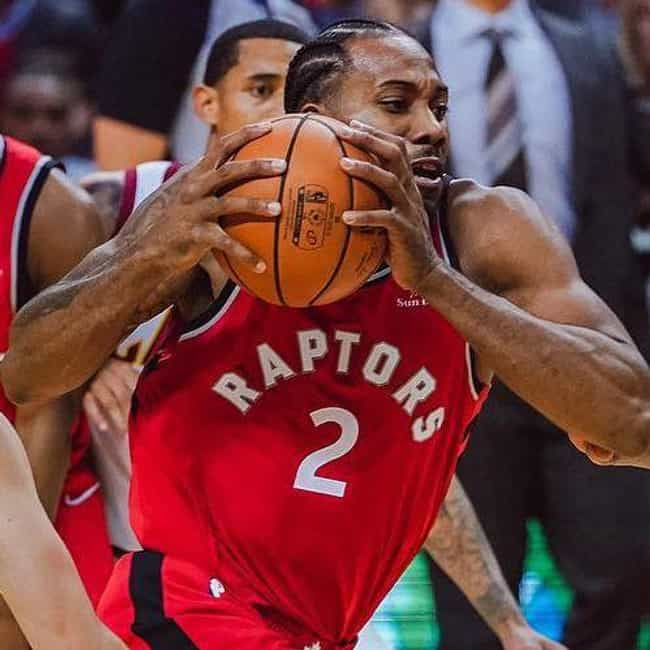Kawhi Leonard is listed (or ranked) 4 on the list The Top Current NBA Players