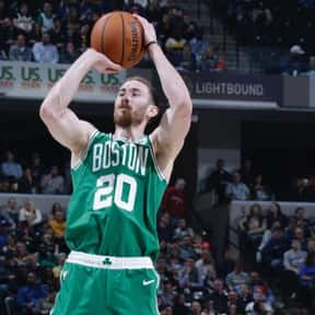 Gordon Hayward is listed (or ranked) 7 on the list Top White NBA Players Right Now