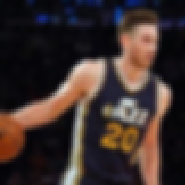 Gordon Hayward is listed (or ranked) 7 on the list Celebrities Who Play League of Legends