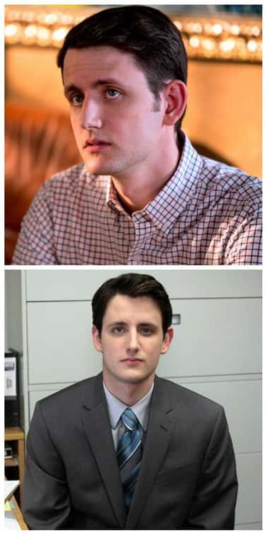 Zach Woods is listed (or ranked) 6 on the list 15 Times You've Seen the Silicon Valley Actors Before