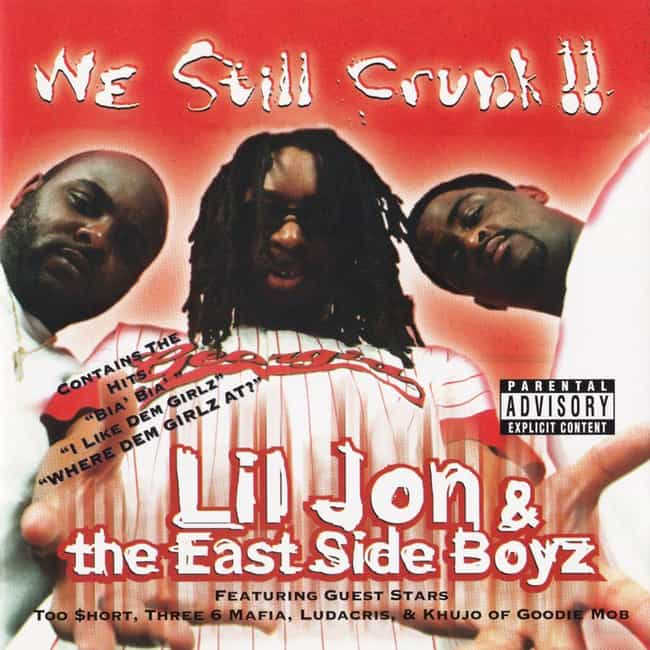 We Still Crunk is listed (or ranked) 4 on the list The Best Lil Jon Albums, Ranked