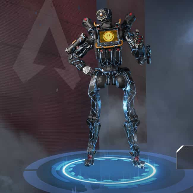 Circuit Breaker is listed (or ranked) 4 on the list The Best Pathfinder Skins In 'Apex Legends'