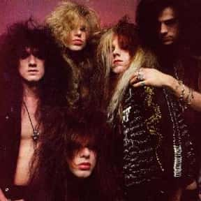 Vain is listed (or ranked) 21 on the list The Best Sleaze Rock Bands
