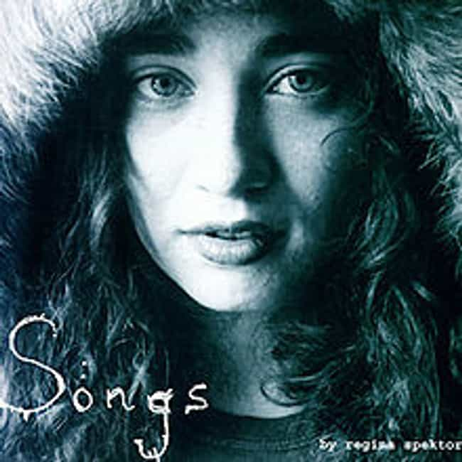 Songs is listed (or ranked) 4 on the list The Best Regina Spektor Albums of All Time
