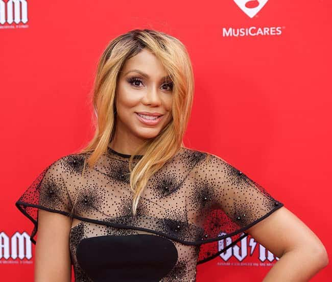 Tamar Braxton is listed (or ranked) 12 on the list Celebrities You Didn't Know Have Vitiligo