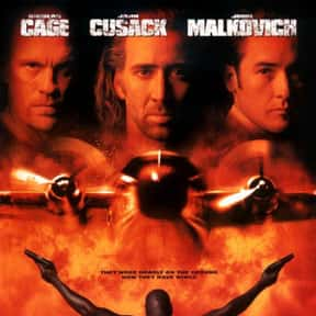 Con Air is listed (or ranked) 5 on the list The Best Nicolas Cage Movies