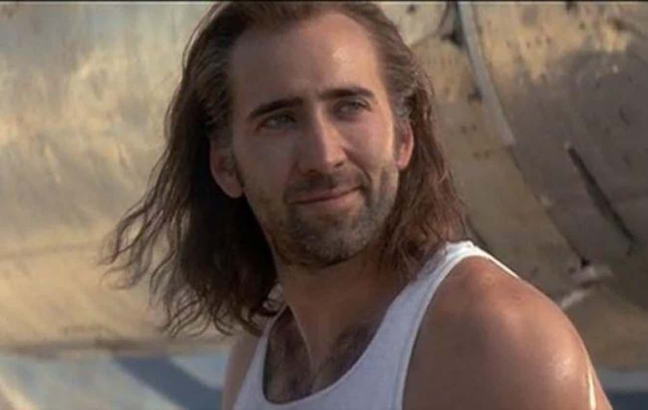 The 'Con Air' is listed (or ranked) 1 on the list All Of Nicolas Cage's Hairstyles, Ranked