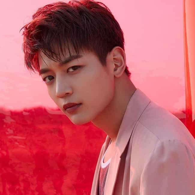 Minho is listed (or ranked) 4 on the list The Best Male Visuals In K-pop Right Now