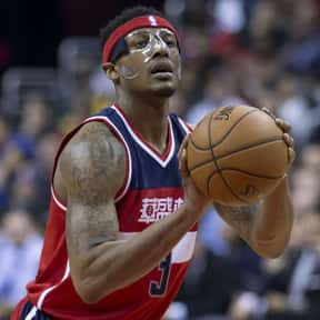 Bradley Beal is listed (or ranked) 21 on the list The Top 100+ NBA Players Today