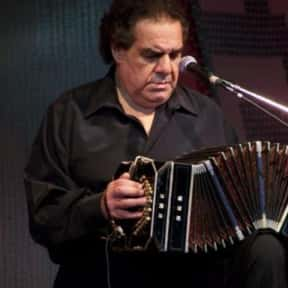 Rubén Juárez is listed (or ranked) 12 on the list The Best Tango Artists