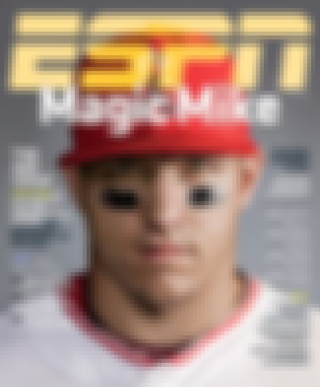 Mike Trout is listed (or ranked) 4 on the list The Best ESPN Magazine Covers