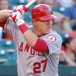 Mike Trout is listed (or ranked) 15 on the list The Greatest Center Fielders of All Time