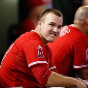 Mike Trout is listed (or ranked) 1 on the list The Best Current MLB Hitters