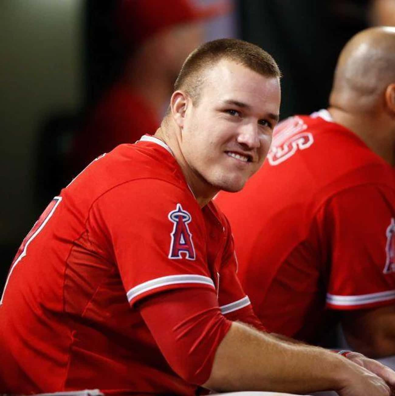 Mike Trout is listed (or ranked) 1 on the list The Best Athletes Who Wore #27
