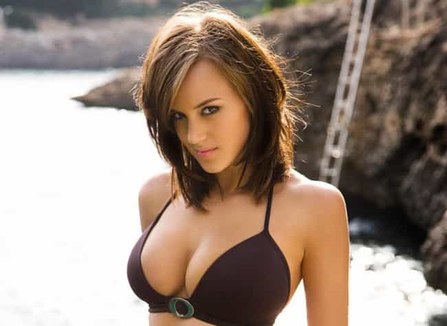 Rosie Jones is listed (or ranked) 2 on the list The Most Stunning Naturally Busty Models
