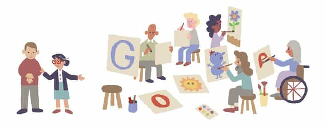 Nise da Silveira is listed (or ranked) 1256 on the list Every Person Who Has Been Immortalized in a Google Doodle