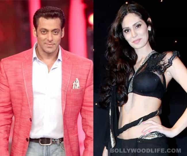 Bruna Abdullah is listed (or ranked) 4 on the list Salman Khan's Loves & Hookups