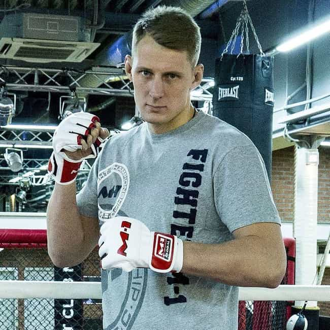 Alexander Volkov is listed (or ranked) 1 on the list All The Tallest UFC Fighters Right Now