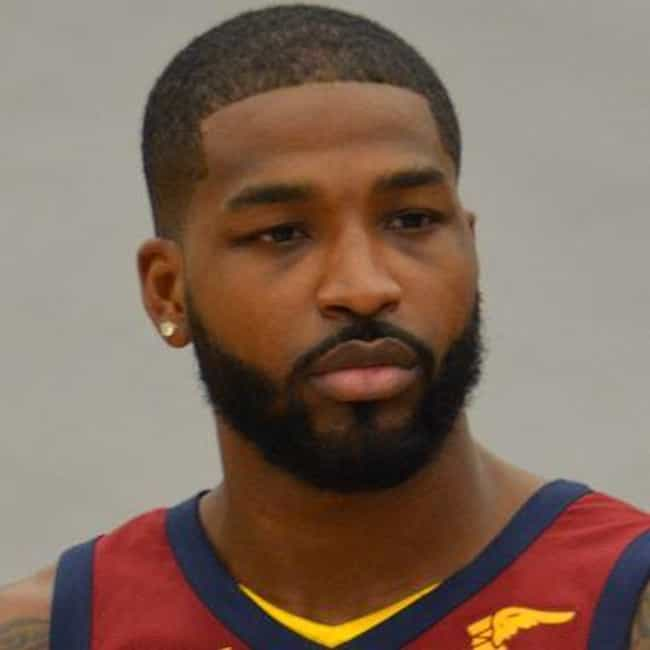 Tristan Thompson is listed (or ranked) 1 on the list Jordyn Woods Loves and Hookups