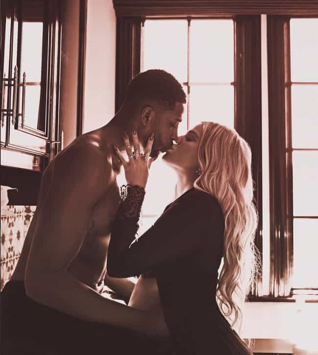 Tristan Thompson is listed (or ranked) 1 on the list Khloe Kardashian's Loves & Hookups