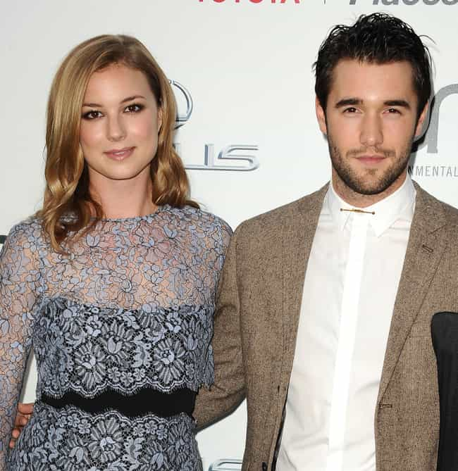 Josh Bowman is listed (or ranked) 1 on the list Emily VanCamp Loves and Hookups