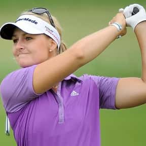 Anna Nordqvist is listed (or ranked) 11 on the list The Best Swedish Golfers