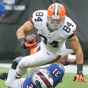 Jordan Cameron is listed (or ranked) 4 on the list The Best Cleveland Browns Tight Ends Of All Time