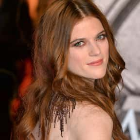 Rose Leslie is listed (or ranked) 3 on the list The Best Scottish Actresses Working Today
