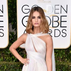 Lily James is listed (or ranked) 20 on the list The Most Beautiful Young Actresses Under 30