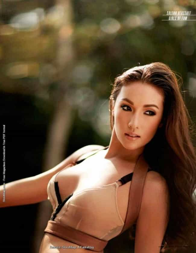 Solenn Heussaff is listed (or ranked) 4 on the list The Most Stunning Filipina Models