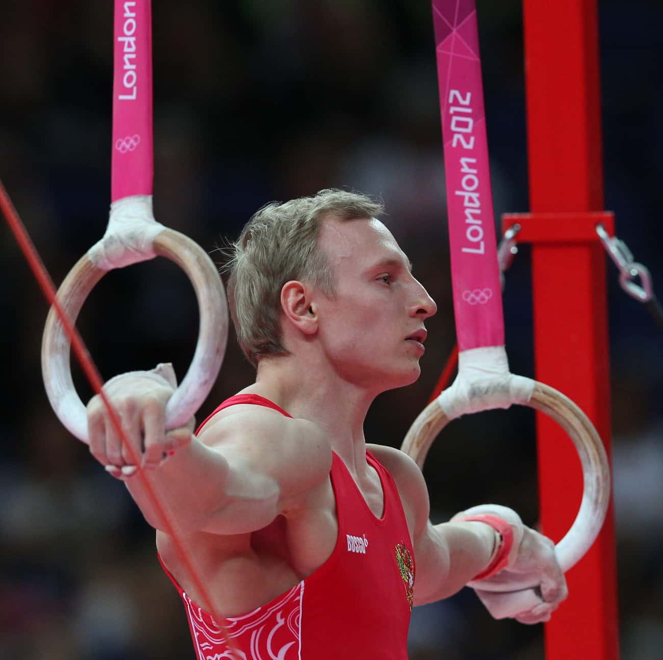 Aleksandr Balandin is listed (or ranked) 1 on the list Famous Gymnasts from Russia