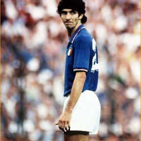Paolo Rossi is listed (or ranked) 8 on the list Famous People Named Paolo