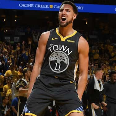 Klay Thompson is listed (or ranked) 2 on the list Every NBA Player To Make 10 Or More 3-Pointers In A Game